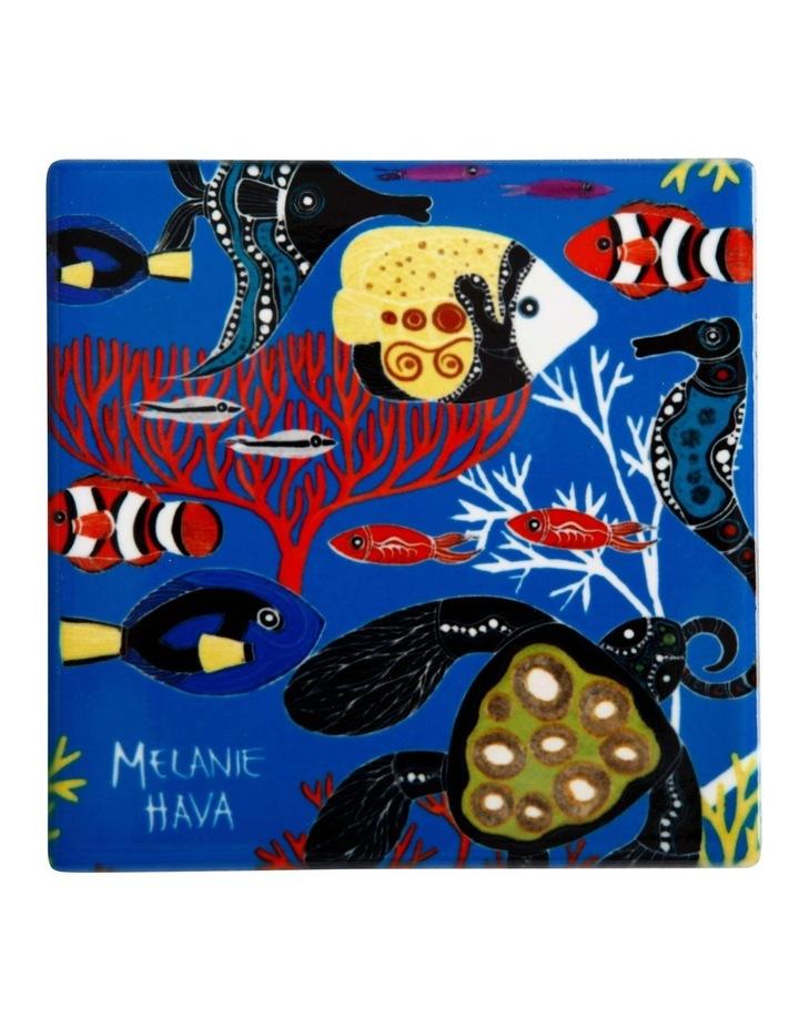 Royal Children's Hospital Uoo Uoo Mug 370ML & Coaster Melanie Hava Set Gift Boxed image 4