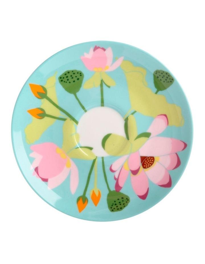 Royal Botanic Gardens Lotus Cup & Saucer 240ML Mint Gift Boxed image 3
