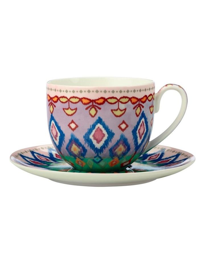 Teas & C's Zanzibar Cup & Saucer 260ML Gift Boxed image 1