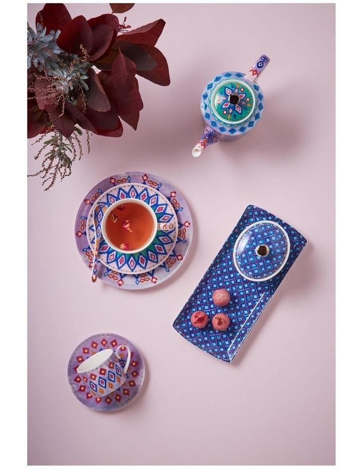 Teas & C's Zanzibar Demi Cup & Saucer 100ML Set Of 2 Gift Boxed image 4