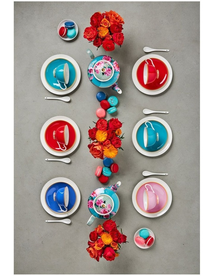 Teas & C's Classic Tea For One With Infuser 380ML Aqua Gift Boxed image 2