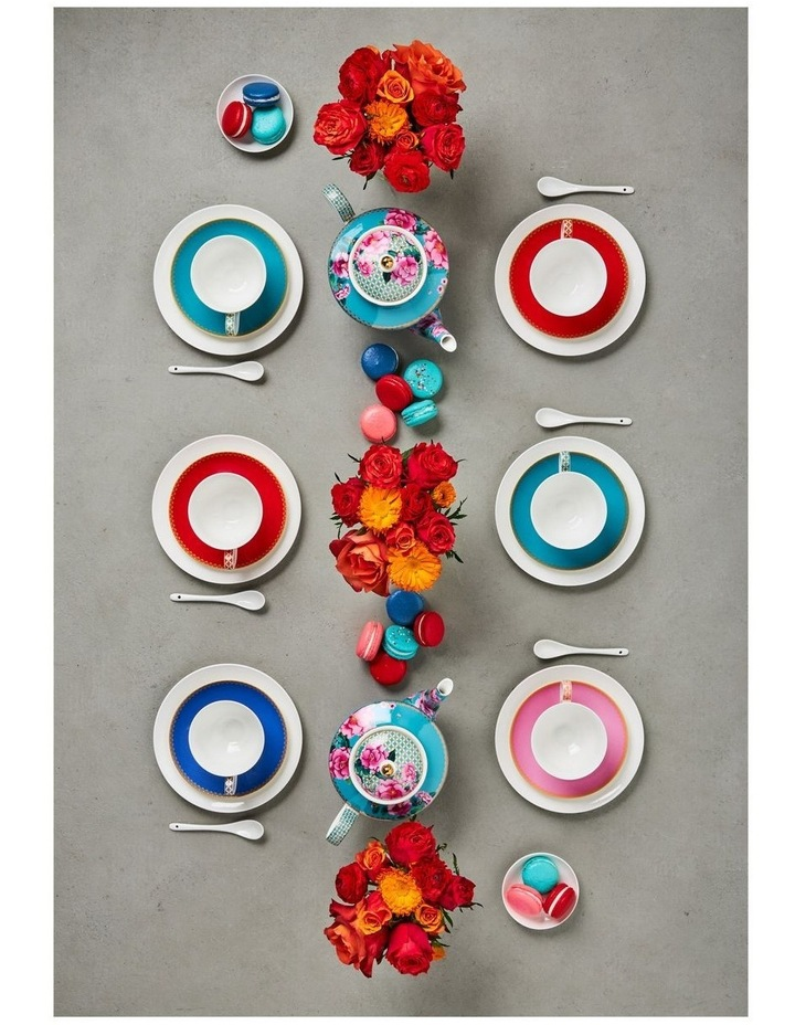 Teas & C's Classic Tea For One With Infuser 380ML Aqua Gift Boxed image 3