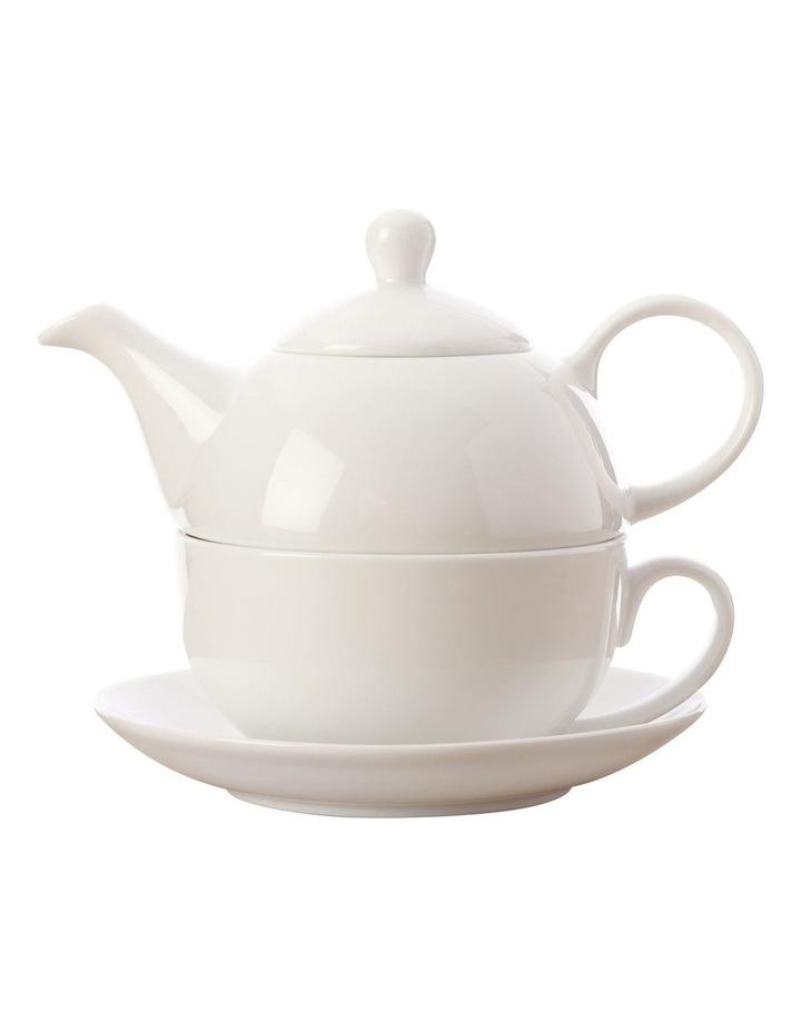 White Basics Tea For One 425ML Gift Boxed image 1