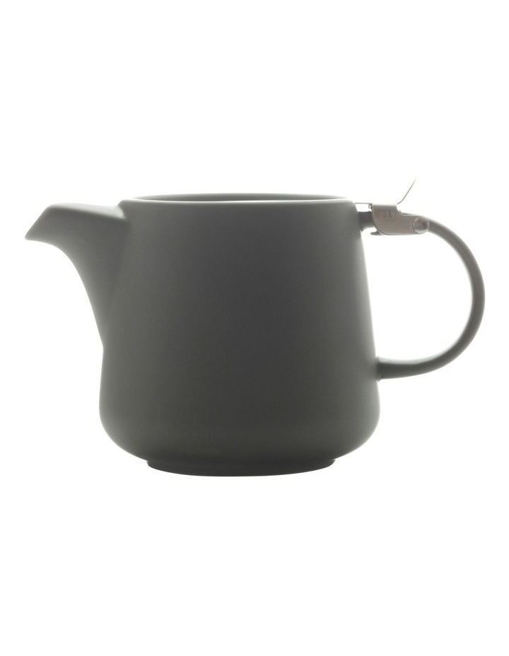 Tint Teapot 600ML Charcoal image 1