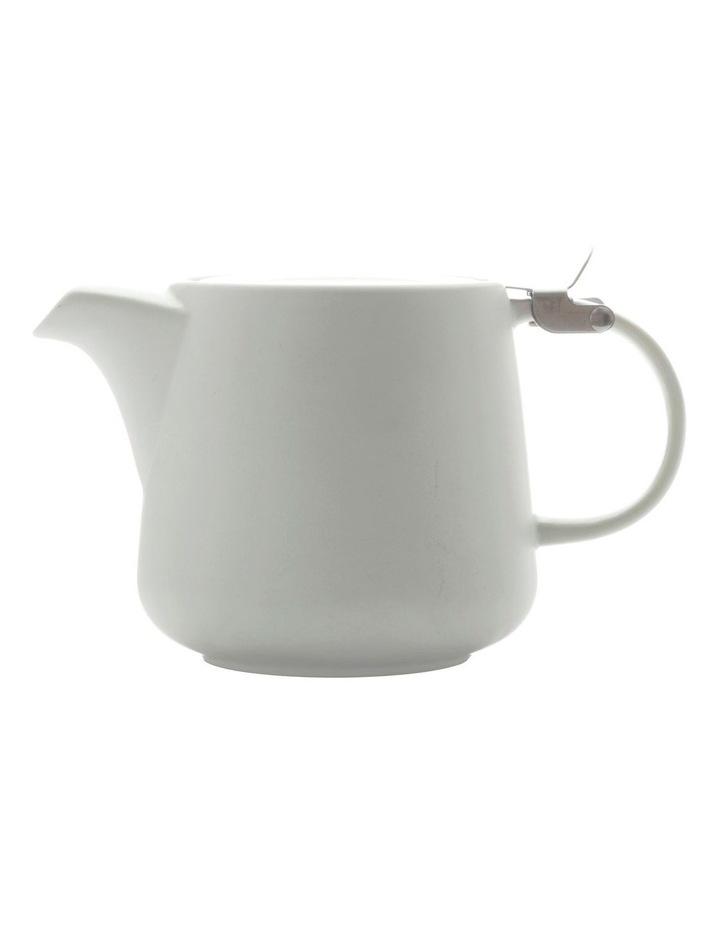 Tint Teapot 600ML White image 1