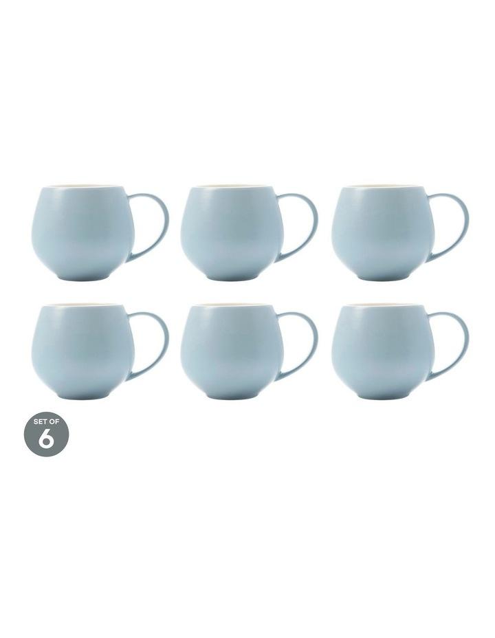 Tint Snug Mug 450ML Cloud Set of 6 image 1
