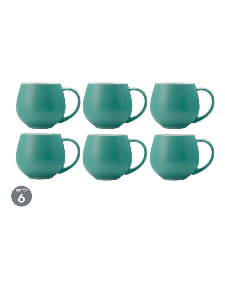 Tint Snug Mug 450ML Aqua Set of 6 image 1