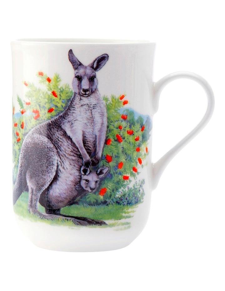 Cashmere Animals of Australia Mug 300ML Kangaroo Gift Boxed image 1