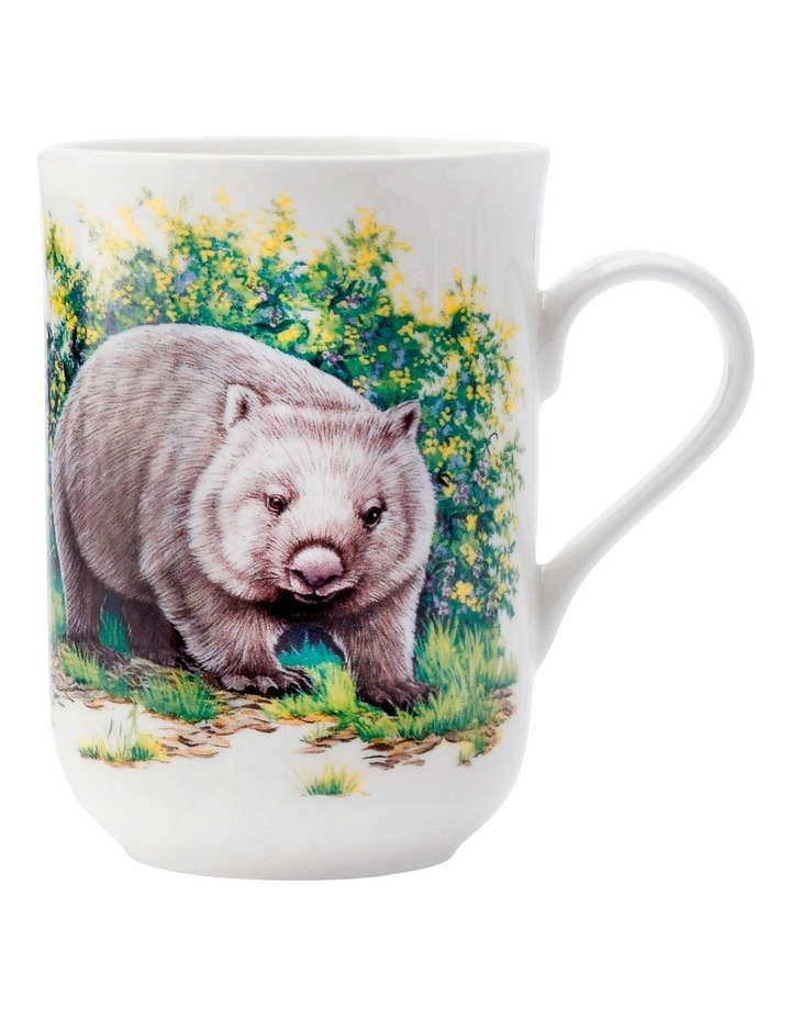 Cashmere Animals of Australia Mug 300ML Wombat Gift Boxed image 1