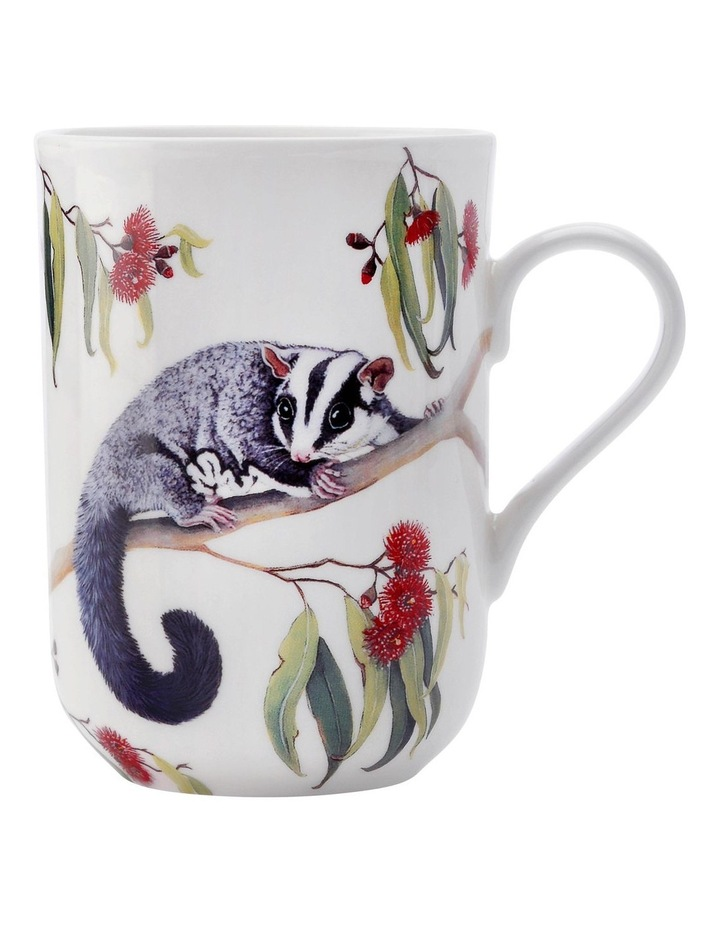 Cashmere Animals of Australia Mug 300ML Sugar Glider Gift Boxed image 1