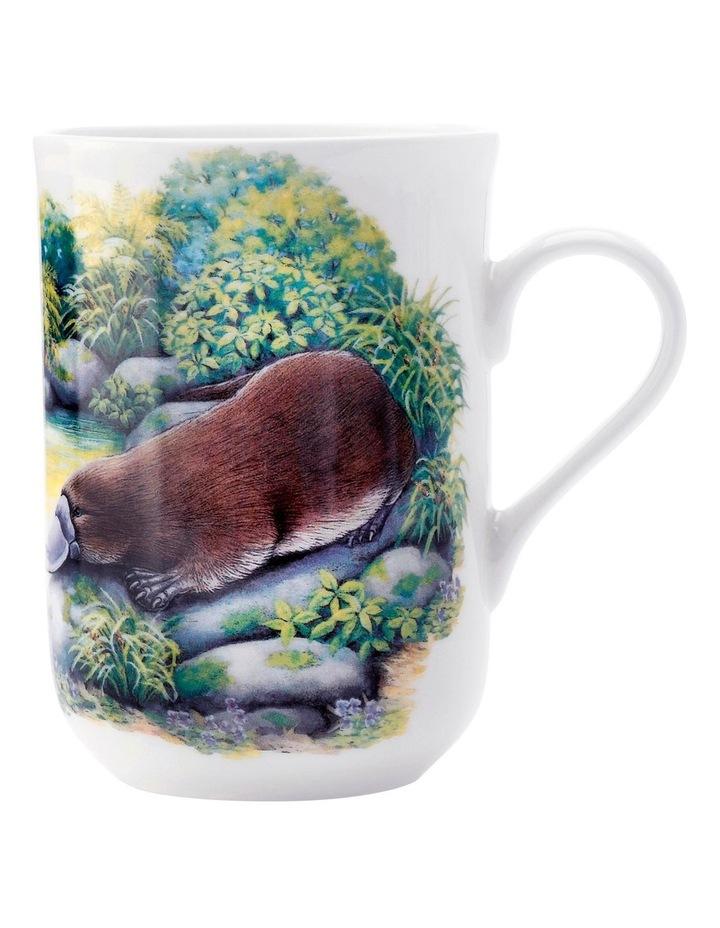 Cashmere Animals of Australia Mug 300ML Platypus Gift Boxed image 1