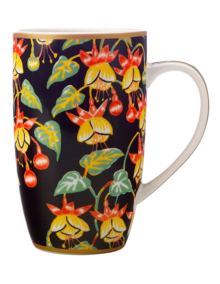 Greg Irvine Mug Coupe 420ML Fuchsia Gift Boxed image 1