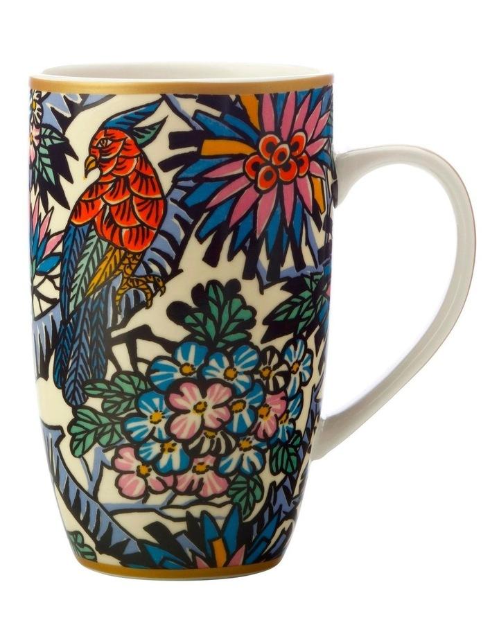 Greg Irvine Mug Coupe 420ML Birds In Paradise Gift Boxed image 1