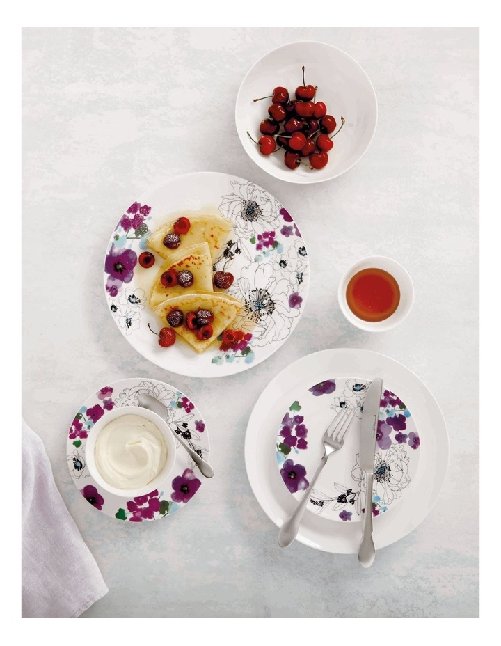 Viola Coupe Dinner Set 16 Piece Gift Boxed image 6