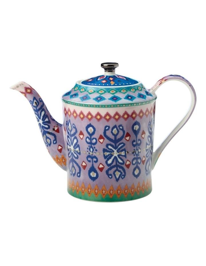 Teas & C's Zanzibar Teapot With Infuser 500ML Gift Boxed image 1