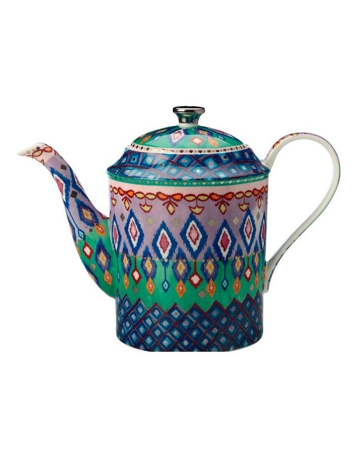Teas & C's Zanzibar Teapot With Infuser 1L Gift Boxed image 1