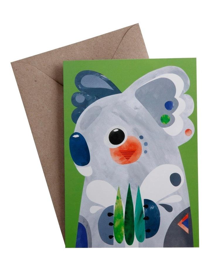 Pete Cromer Greeting Card Koala image 1