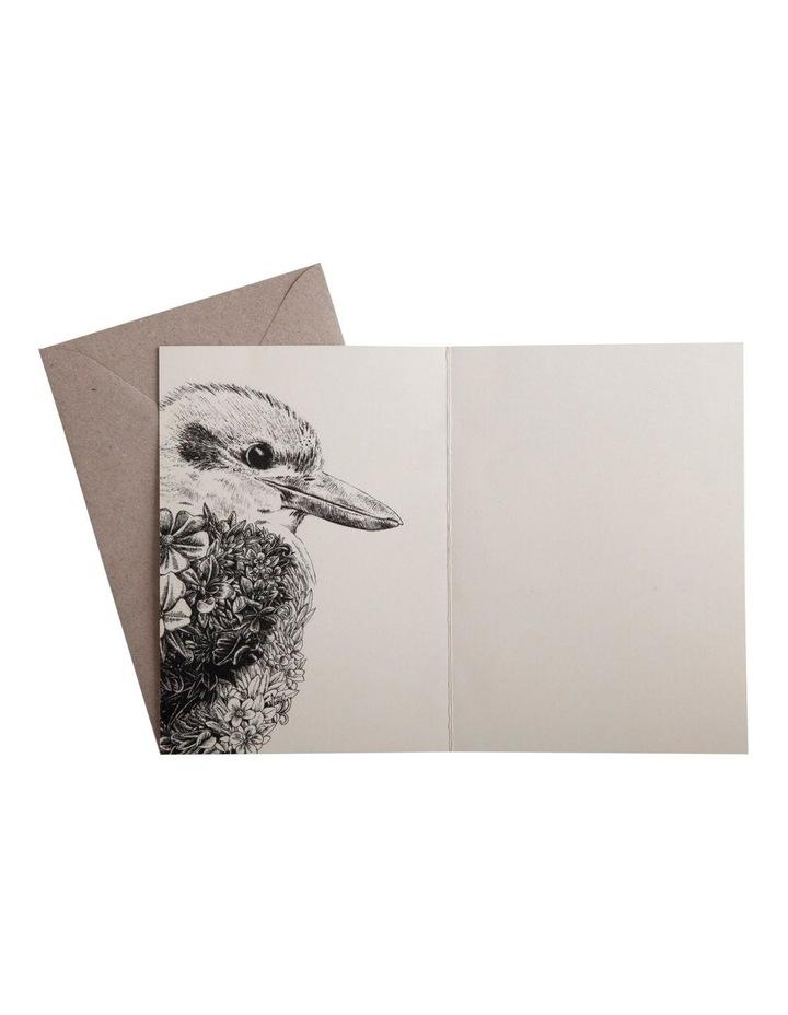 Marini Ferlazzo Greeting Card Kookaburra image 2