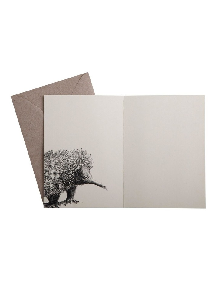 Marini Ferlazzo Greeting Card Echidna image 2
