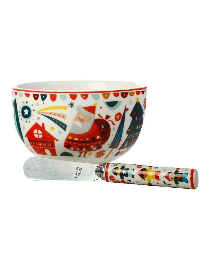 Festive Friends Dip & Spread Set Gift Boxed image 1
