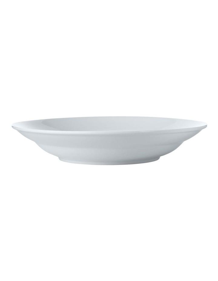 White Basics Rim Serving Bowl 28cm image 1