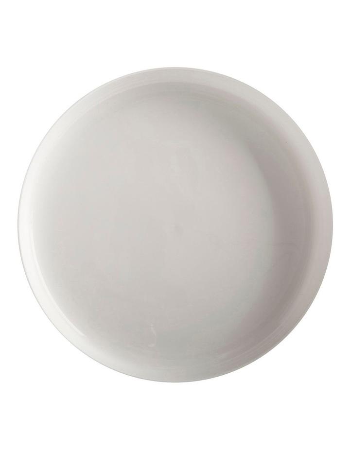 White Basics High Rim Platter 33cm image 1
