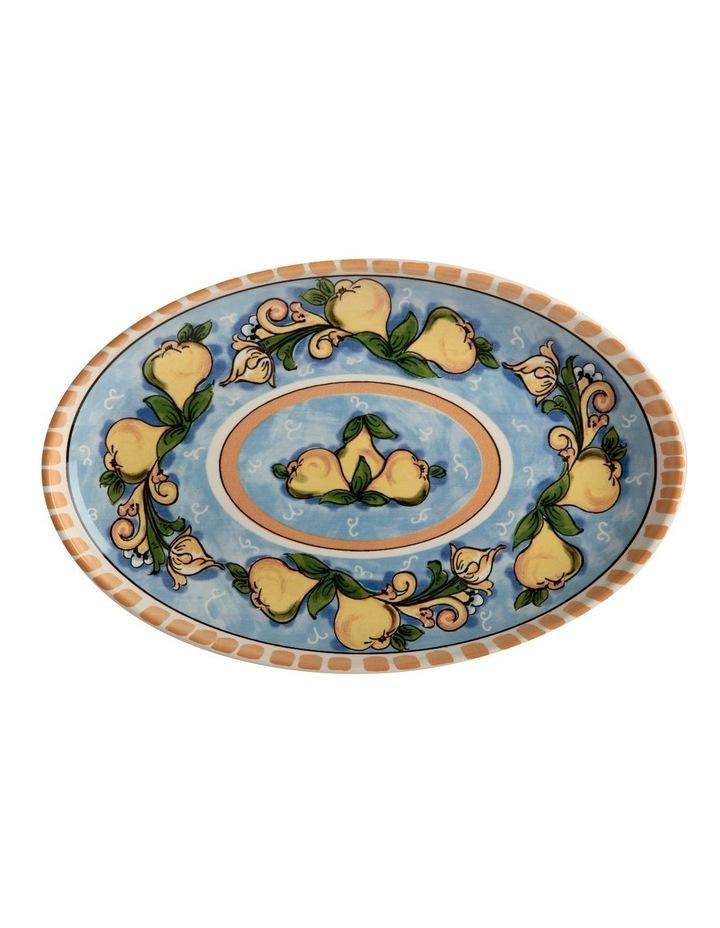 Ceramica Salerno Pears 40x26cm Oval Platter image 1