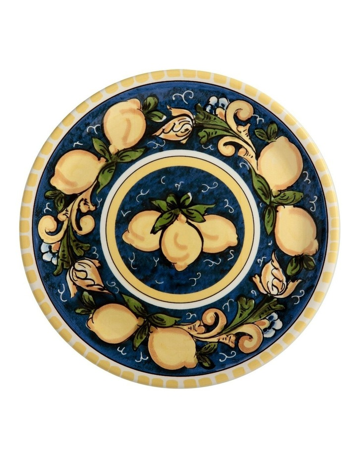 Ceramica Salerno Lemons 31cm Round Platter image 1