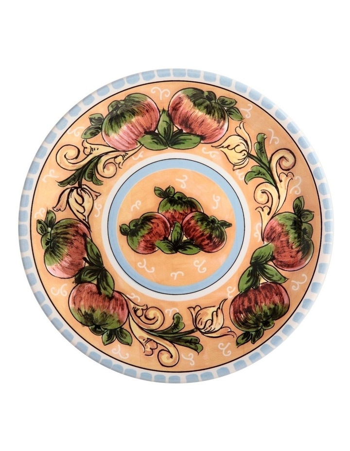 Ceramica Salerno Apples 31cm Round Platter image 1