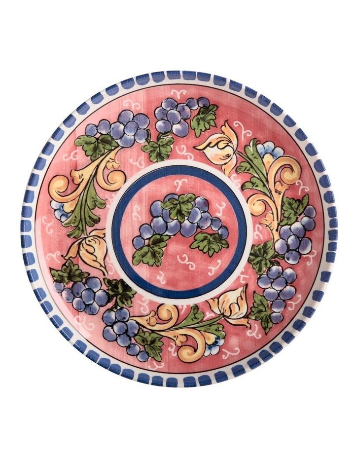 Ceramica Salerno Grapes 36cm Round Platter image 1