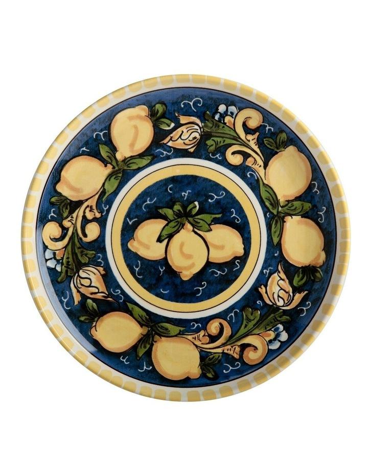 Ceramica Salerno Lemons 36cm Round Platter image 1