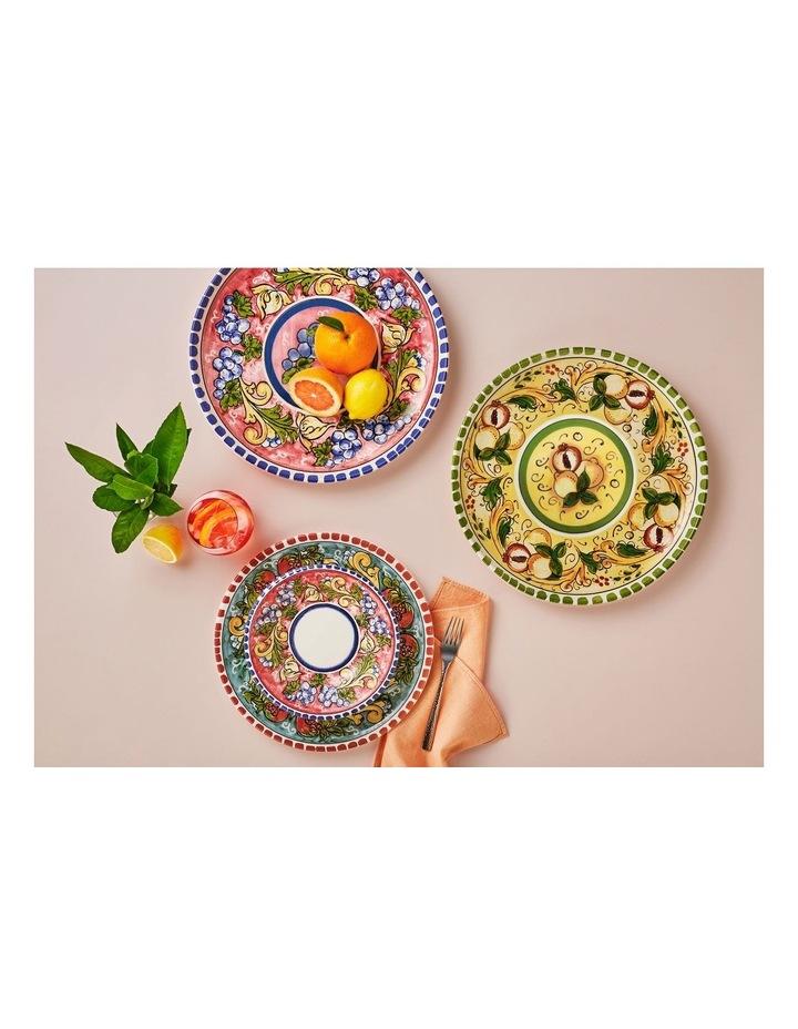 Ceramica Salerno Peaches 36cm Round Platter image 2