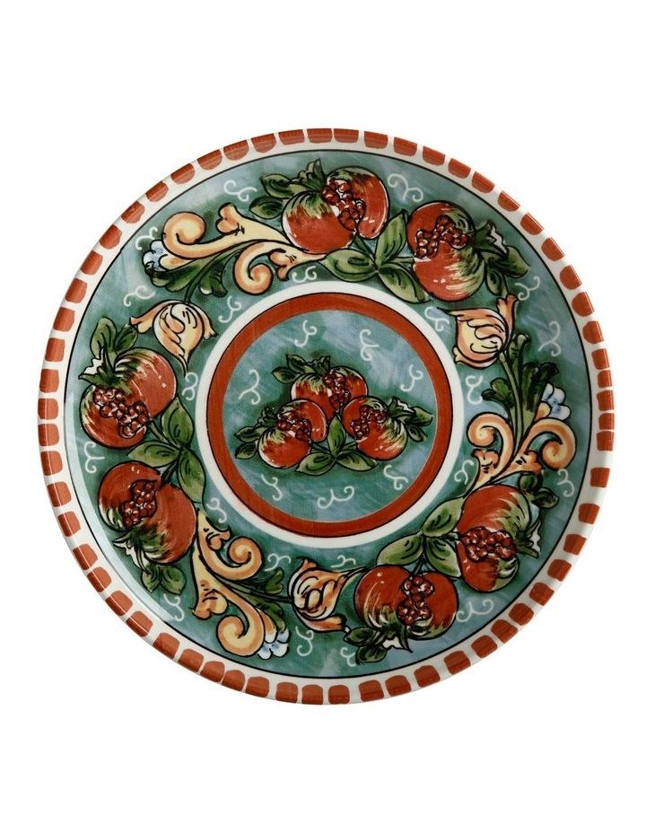 Ceramica Salerno Pomegranates 36cm Round Platter image 1