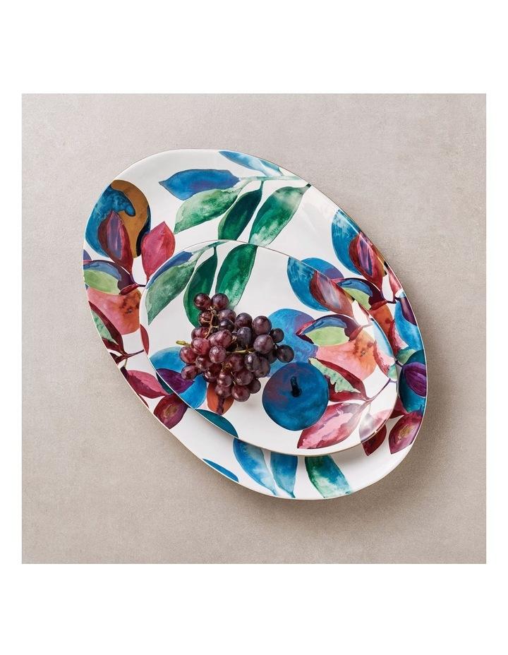Samba Oval Platter 28x19cm image 4