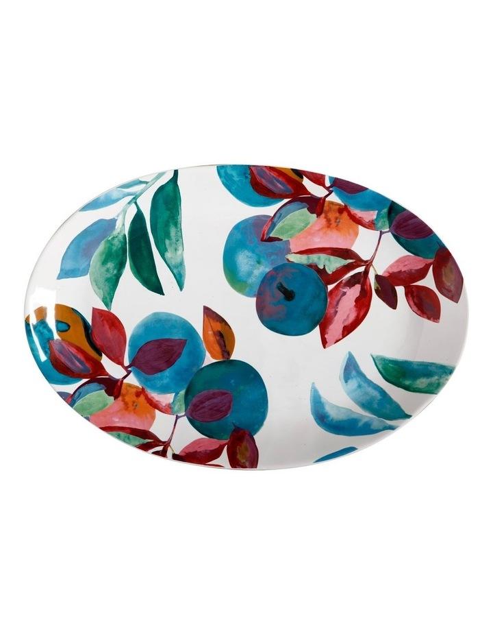 Samba Oval Platter 40x28cm image 1