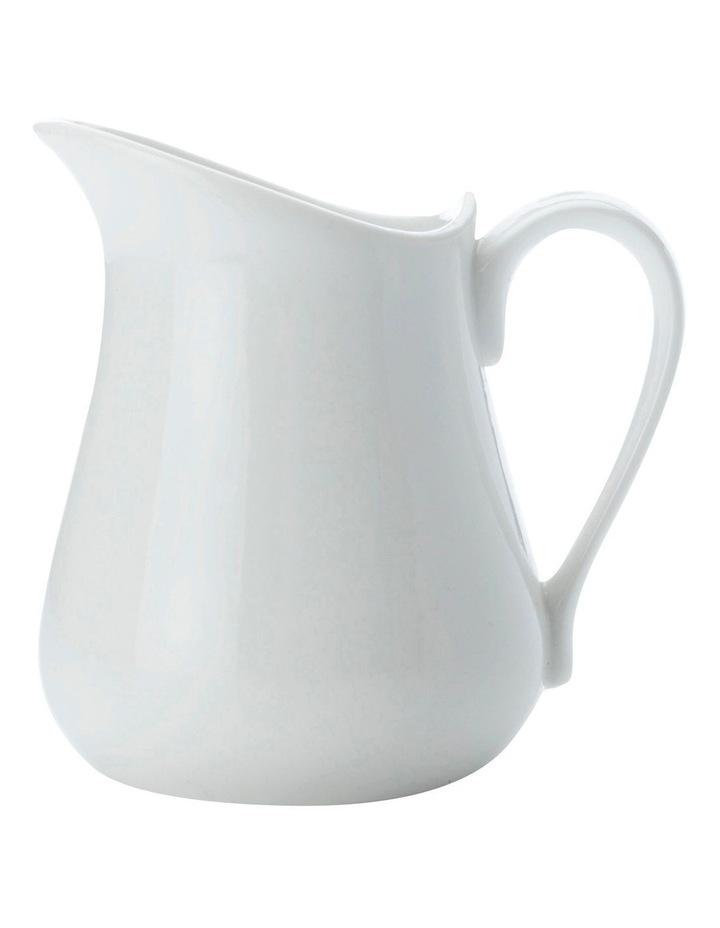 White Basics Jug 1 Litre image 1