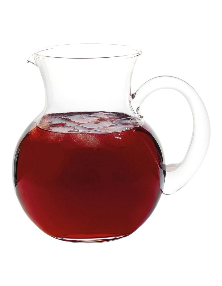 Diamante Waisted Jug 1.5 Litre Gift Boxed image 1
