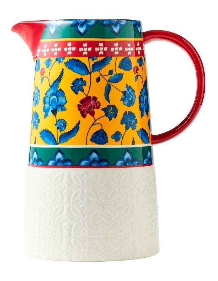 Rhapsody Pitcher 2.8L Red Gift Boxed image 1