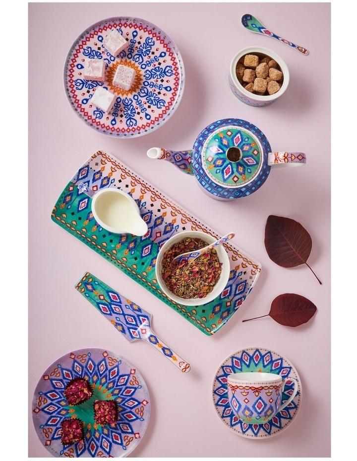 Teas & C's Zanzibar Footed Cake Stand 30cm Gift Boxed image 3