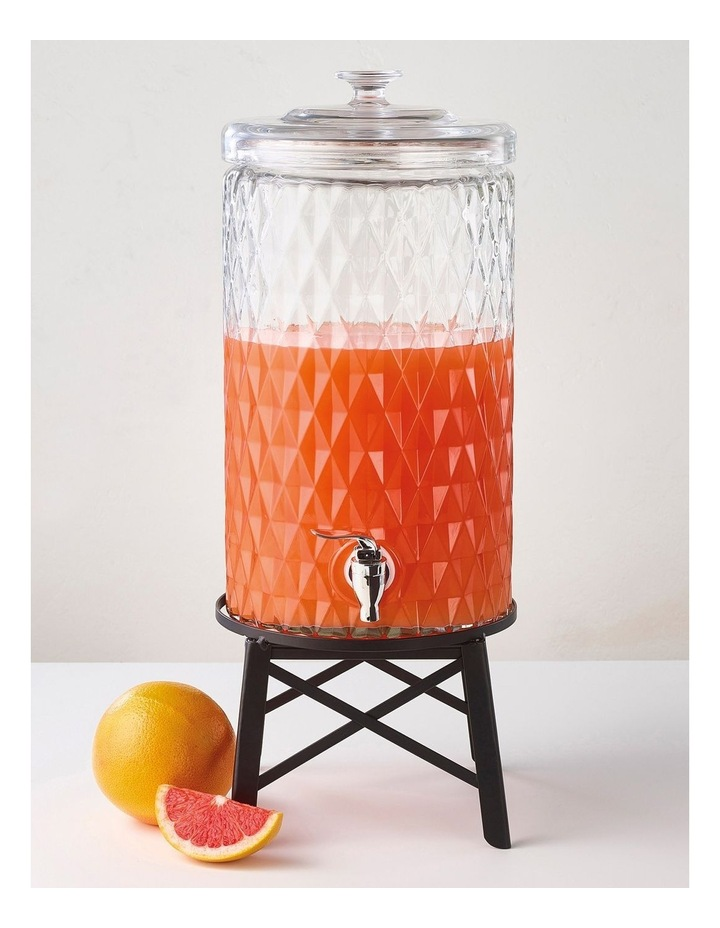 Bijou Drink Dispenser With Stand 8L Boxed image 2