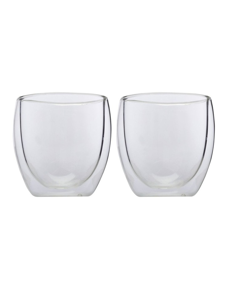 Blend Double Wall Cup 250ML Set of 2 Gift Boxed image 1