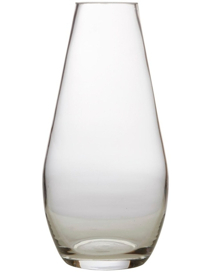 Diamante Teardrop Vase 25cm Gift Boxed image 1