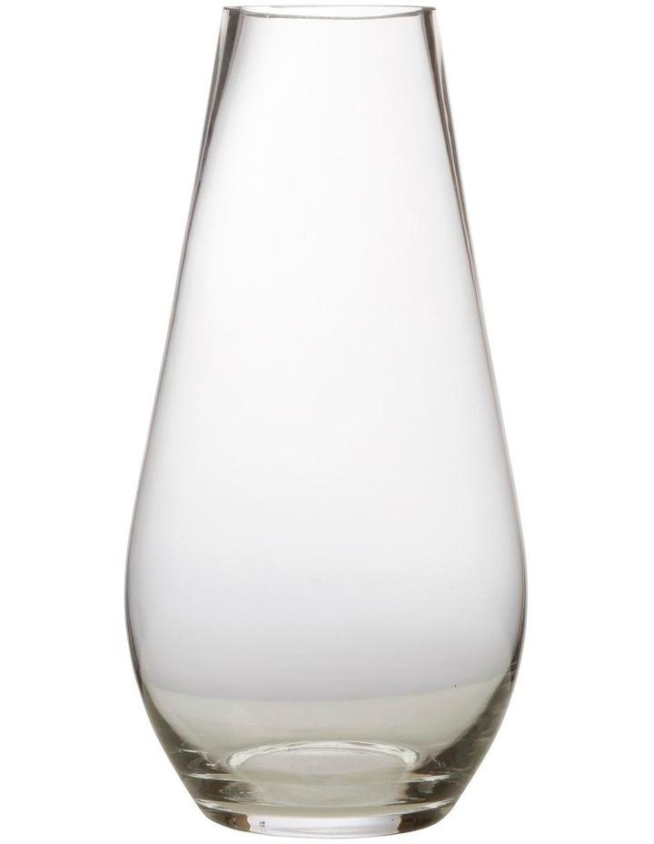 Diamante Teardrop Vase 30cm Gift Boxed image 1