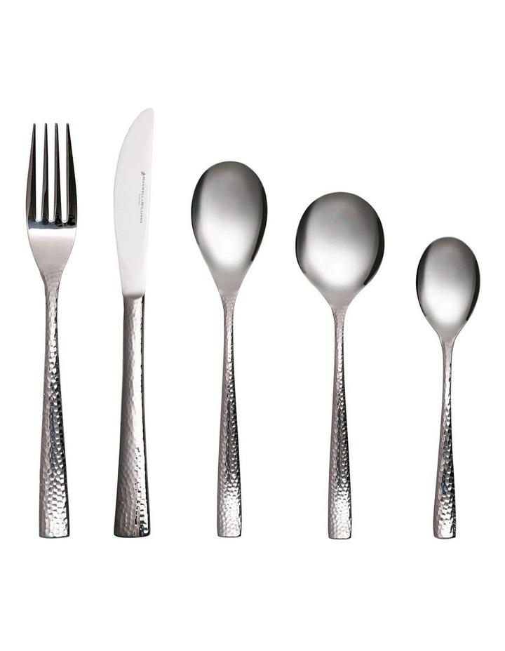 Wayland Hammered Cutlery Set 36pc Gift Boxed image 1