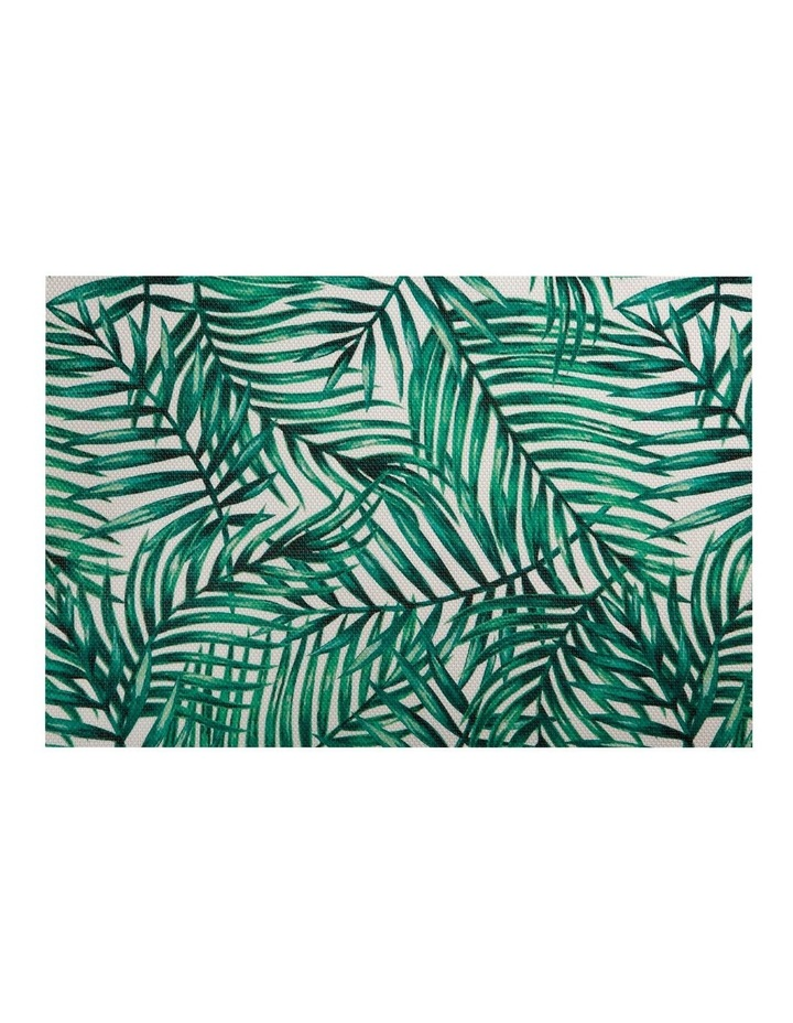 Table Accents Foliage Placemat 45x30cm Fern image 1