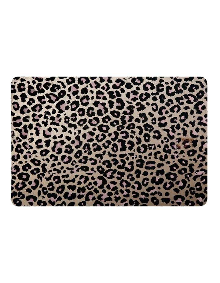 Table Accents Leopard Placemat 45x30cm Gold image 1