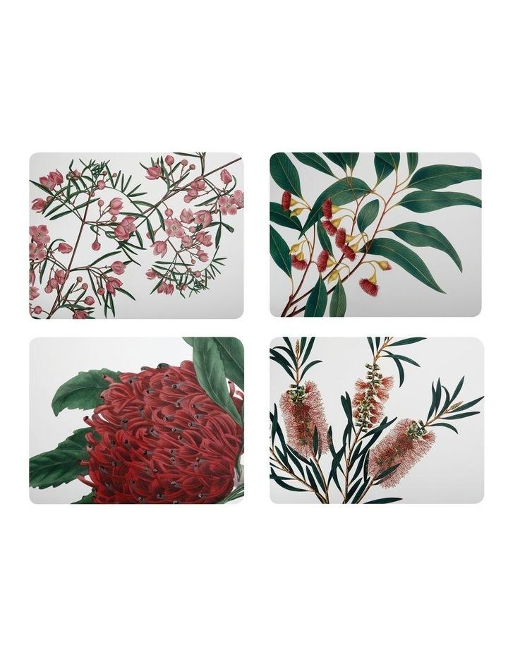 Royal Botanic Gardens Cork Back Placemat 34x26.5cm Set of 4 Gift Boxed image 1