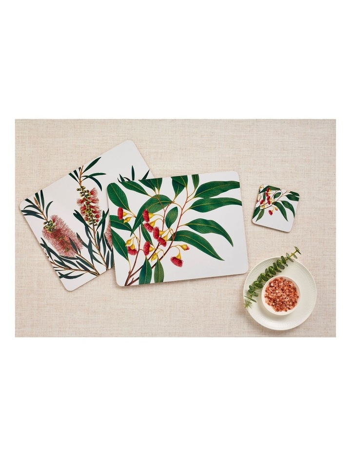 Royal Botanic Gardens Cork Back Placemat 34x26.5cm Set of 4 Gift Boxed image 2