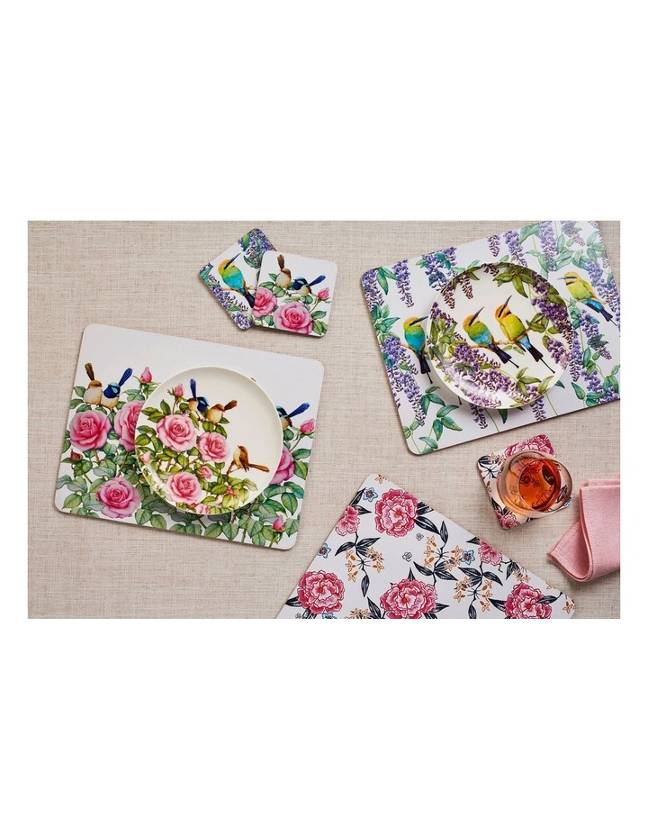 Royal Botanic Gardens - Garden Friends Cork Back Placemat 34x26.5cm Set of 4 Gift Boxed image 2