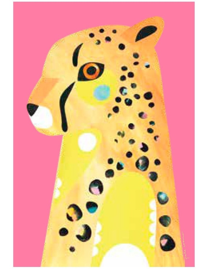Pete Cromer Wildlife Tea Towel 50x70cm Cheetah image 1
